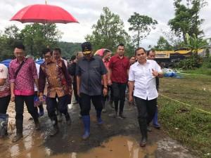 Perkemahan Kreatif Remaja Nasional PGI , remaja Sinode GMIM, Menkumham RI, Yasona Laoly