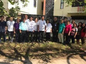 Di Malang, Gubernur Sulut Tatap Muka dengan Formas