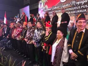 Olly Harap KKK Berperan Dalam Pembangunan di Sulut