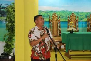 Kapolres Tomohon AKBP I Ketut Agus Kusmayadi SIK