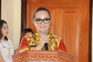 Wakil Wali Kota Tomohon Syerly Adelyn Sompotan (SAS)
