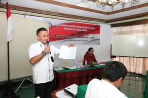 Victor Rarung Terpilih Ketua IWO Sulut