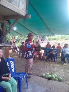 Perkebunan Kawu-Kawu, pasan, padi ladang