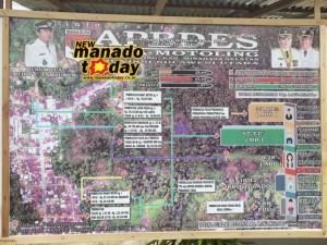 dana desa, add,  Desa Motoling,Meidy Ch Tambuwun
