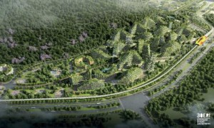 kota hutan, forest city, Liuzhou Forest City, Liuzhou