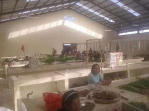 Pasar Kawangkoan, pasar baru Kawangkoan