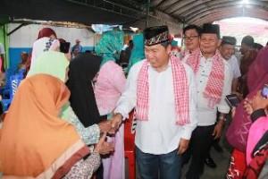 Safari Ramadhan di Ratatotok, Sumendap Ajak Jemaah Jaga Kerukunan dan Persatuan