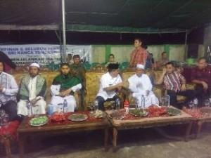 Safari Ramadhan di Masjid Alkhdjra Rinegetan, Bupati Ajak Jamaah Hidup Rukun
