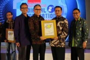 BSG Raih Warta Ekonomi - Indonesia Digital Innovation Award 2017