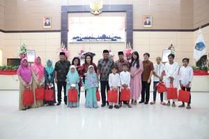Halal Bi Halal Pemprov Sulut.