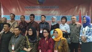 Ketua DPRD Tomohon Ir Miky JL Wenur di Rapat Adeksi