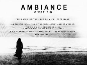 Ambiencé, film Ambiencé, trailer Ambiencé, film terlama di dunia