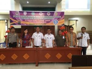 Komisi P/KB Sinode GMIM bersama nara sumber