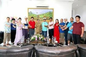 investor Cina, wisata minsel,  taman laut Popareng,