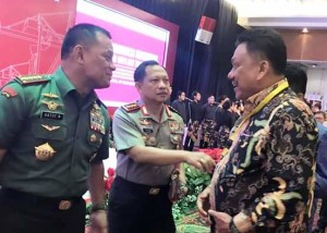 Gubernur Sulut Hadiri Rakornas TPID VIII
