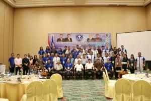 Dialog dan Konsolidasi GAMKI Sulut di Hotel Sintesa Peninsula  Manado