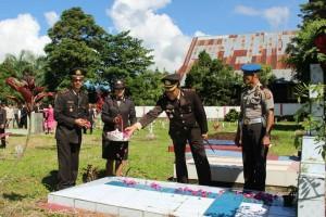 HUT Bhayangkara ke-71, Polres Minahasa