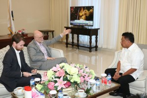 Duta Besar Australia untuk Indonesia Paul Grigson