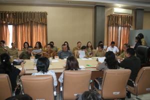 Rapat pemantapan persiapan Launching Kantor Pelayanan Publik