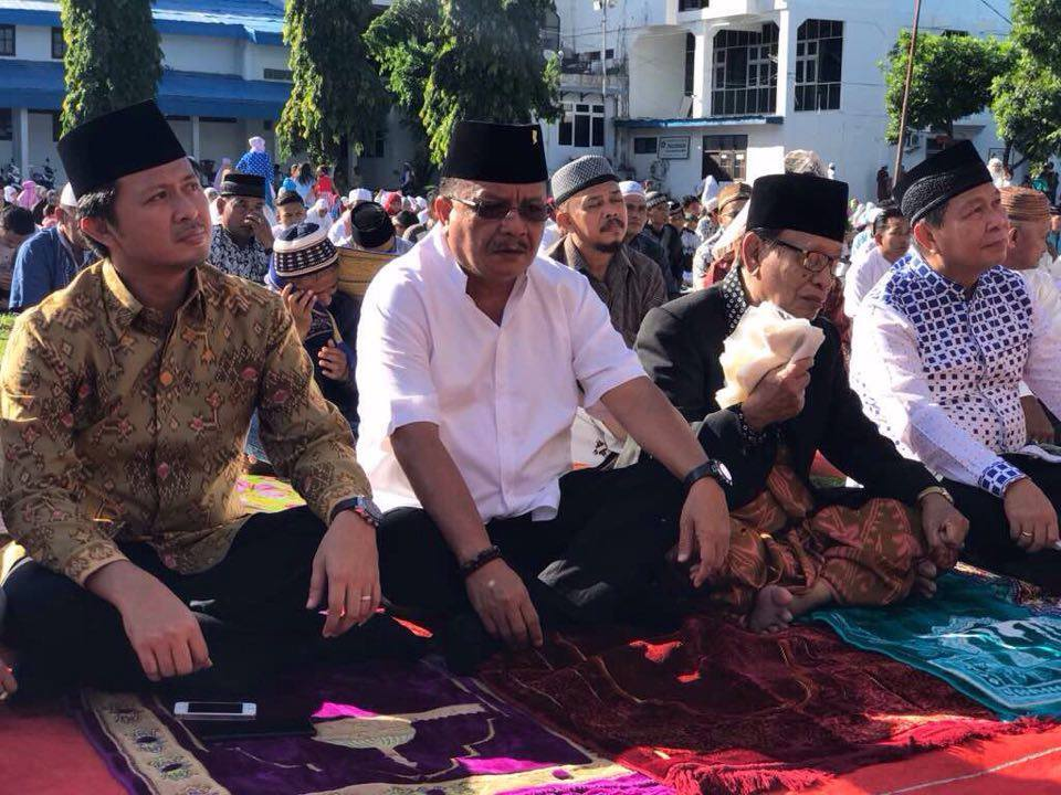 Pemkot Bitung: Idul Fitri Wujud Suka Cita dan Saling Memaaf-maafkan