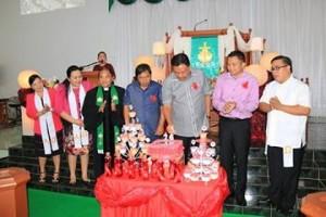 GMIM Anugerah Lowu, Ratahan