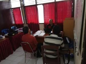 korupsi Embung , korupsi minahasa, Desa Wasian, CV. WHITETOP TECH TALENT
