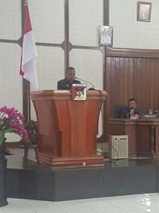 Laporan Keuangan 2016 , jws, DPRD minahasa