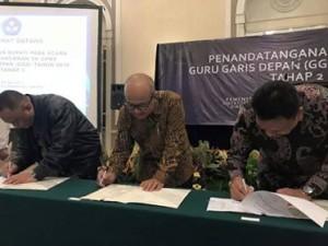 CPNS GGD Sulut, Guru Garis Depan