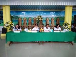 Rakor Keasistenan Kesra di Rudis Wali Kota Tomohon
