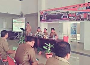 Rapat Epra, SKPD Mitra
