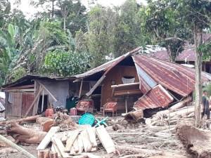 Banjir Bandang ,Desa Tambelang, banjir minsel