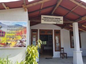 Sidak, SAS Temukan Kantor Kelurahan Lahendong Kosong