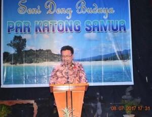 GPM Maluku,  Pentas Seni