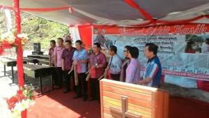 Wakil Bupati Minahasa Resmi Buka Festival Bukit Kasih
