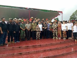Tonaas LMI , LMI DPD Minahasa, Laskar Manguni Indonesia