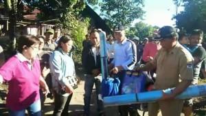 Wakil bupati serahkan bantuan korban banjir bandang
