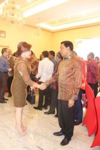 SAS dan Menko Polhumkam Wiranto