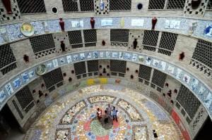 istana Keramik, Yu Ermei, Jingdezhen, Cina Timur,