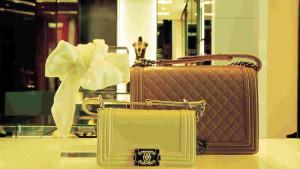 tas Mewah, Louis Vuitton, Gucci,Dou Baobao, Cheng Kaiwen