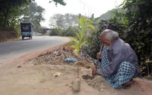 Manusia Hutan ,Bangladesh,Abdul Samad Sheikh, Tree Samad
