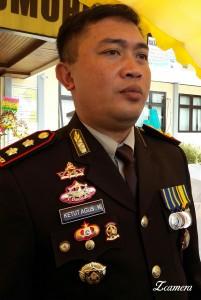 Antisipasi Penyerangan Terhadap Polisi, Polres Tomohon Giatkan Pelatihan