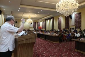 IKAL Sulut Gelar Seminar Nasional Bela Negara