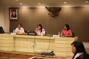 Karo Kesra Setda Provinsi Sulut dr. Kartika Devi Tanos