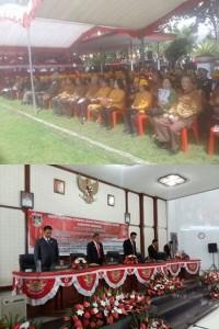 Perayaan HUT RI ke-72 di Minahasa Berlangsung Sukses