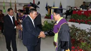James Sumendap SH , Prof DR Zetly Estefanus Tamod SP MSi , Unsrat pertanian