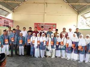 Jemaah Haji Minahasa Tenggara ,  James Sumendap SH,