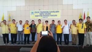 DPD II Partai Golkar Mitra Sosialisasi Penjaringan Bakal Calon Kepala Daerah