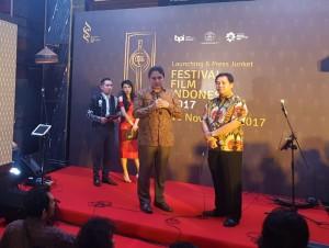 Sulut Tuan Rumah Festival Film Indonesia 2017