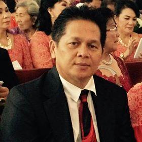 Kepala Dinas PMD Minahasa Jefry S Sajow SH