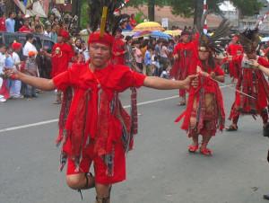 Traian Kabasaran akan ditampilkan Tomohon di Karnaval Kemerdekaan